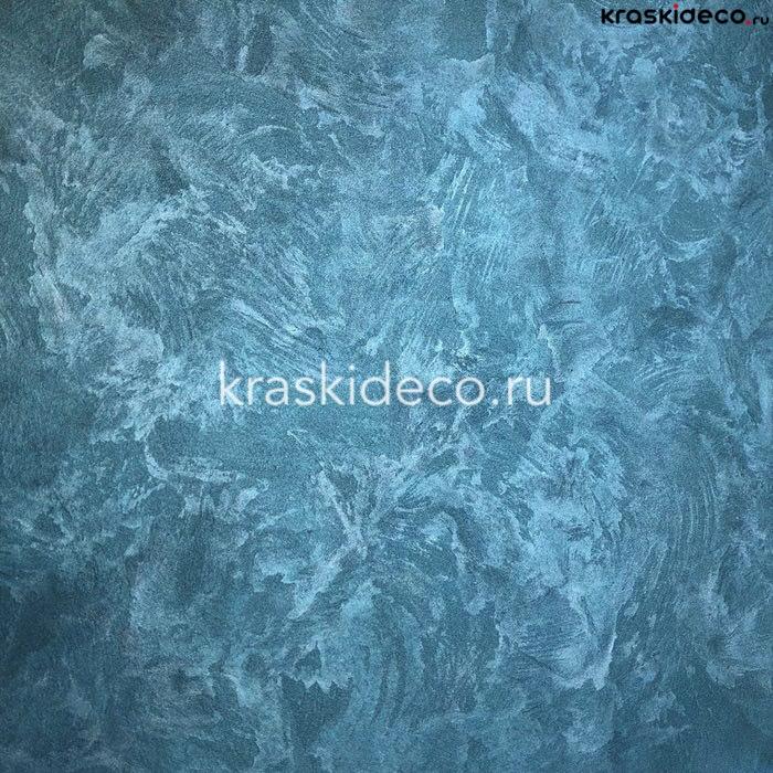 Декоративная краска мокрый шелк