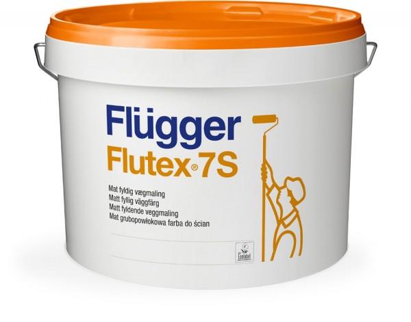 Интерьерная краска для стен Flugger Flutex 7S