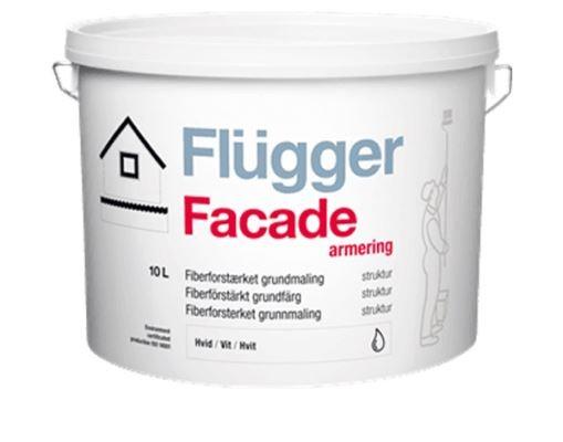 Акриловая грунтовочная краска Flugger Facade Armering