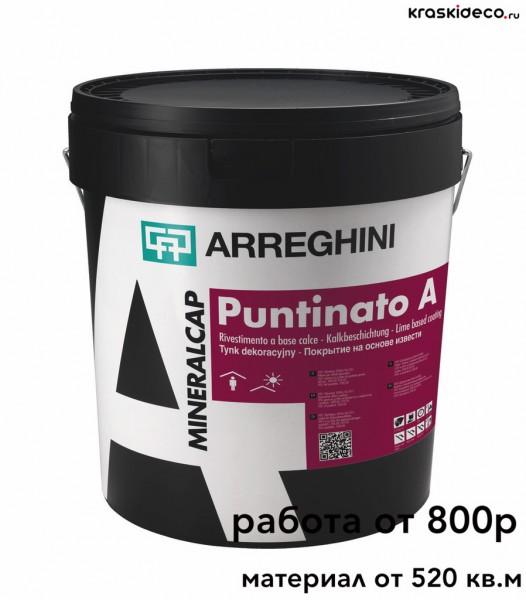 Декоративная штукатурка Puntinato A