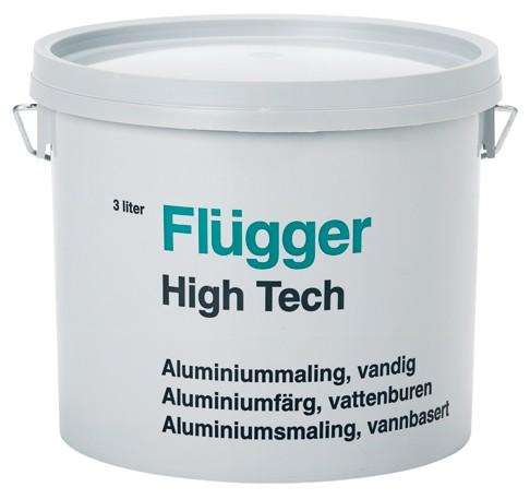 Алюминиевая краска для радиаторов Flugger