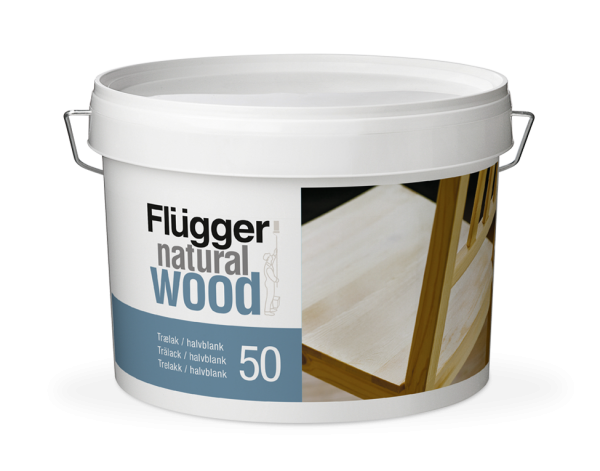Лак для мебели Flugger Natural Wood Lacquer 70