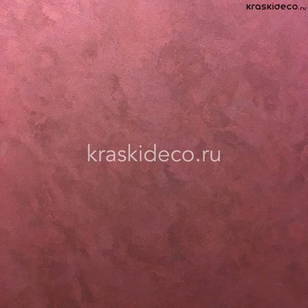 Декоративная краска Шелк Tango rosso