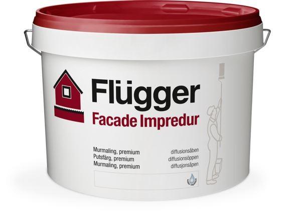 Фасадная краска Flugger Facade Impredur