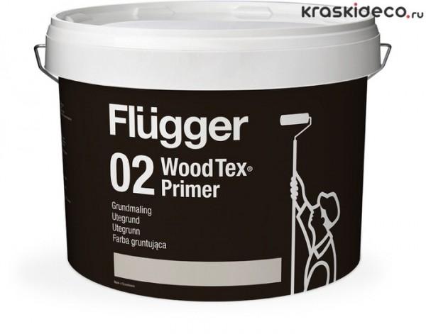 Flugger Wood Tex Grundmaling